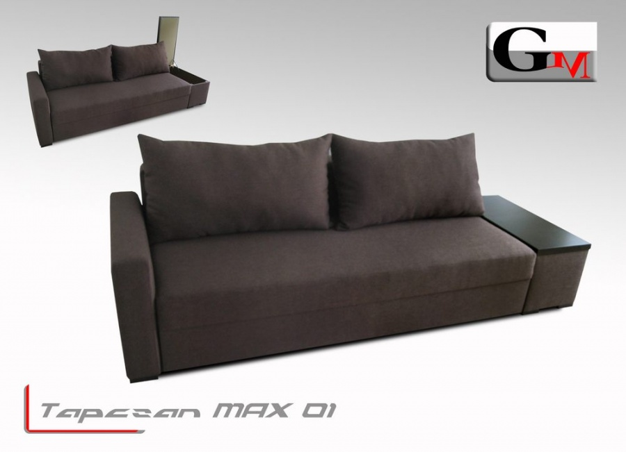 Tapczan MAX01