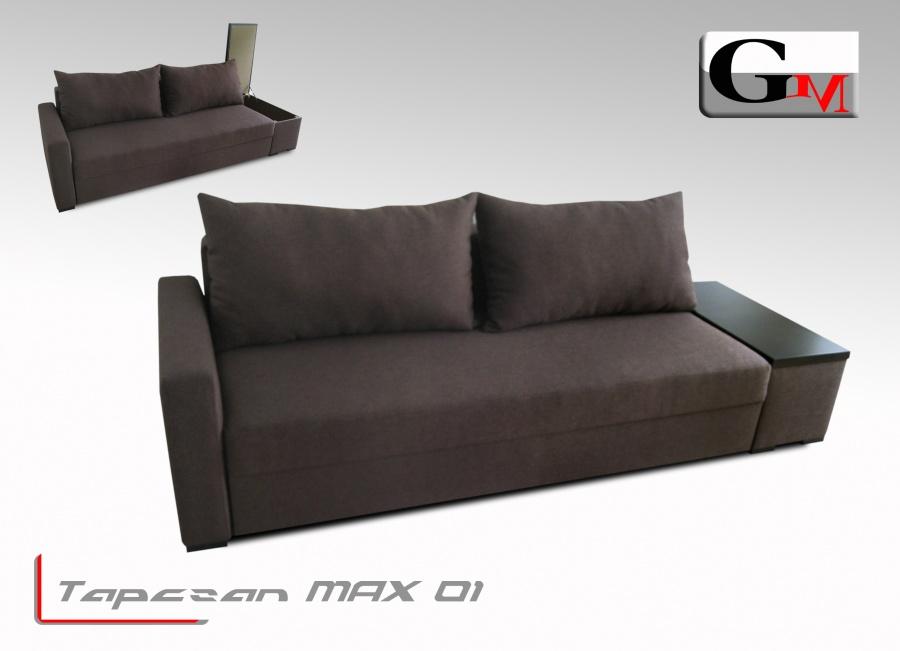Tapczan Max 01